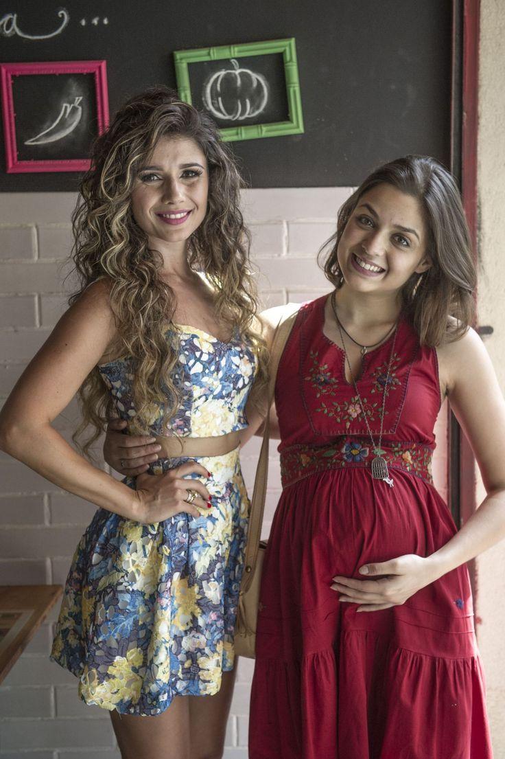 Paula Fernandes grava participação em 'Malhação' e comemora: 'Me sentindo'