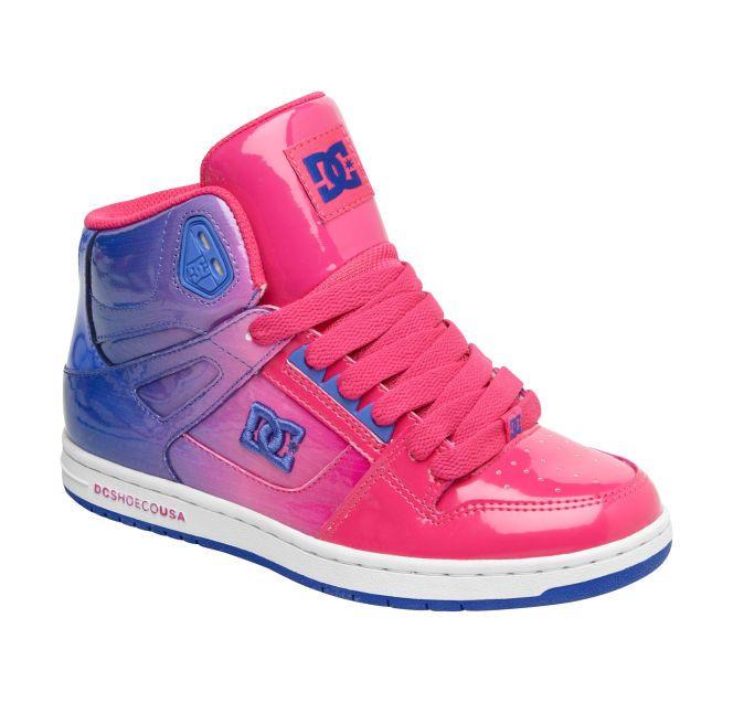 DC Shoes Womens Rebound High WN J High Tops B074HTBLTJ