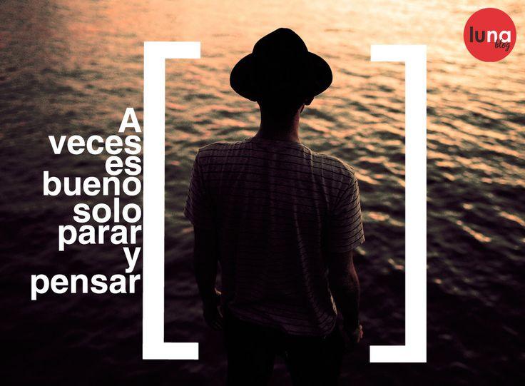 #Frases #Vida #Reflexiones #Pensar #Prisa