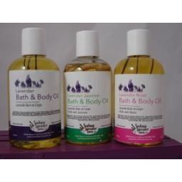 Classic Lavender Bath & Body Oil, 125ml