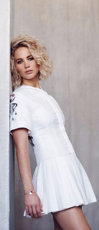 Jennifer Lawrence ♥ Dior