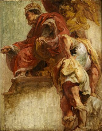 King James the First Uniting England and Scotland, Sir Peter Paul Rubens