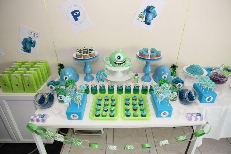 Monsters inc party for more party ideas visit www.littlepartylove.com.au
