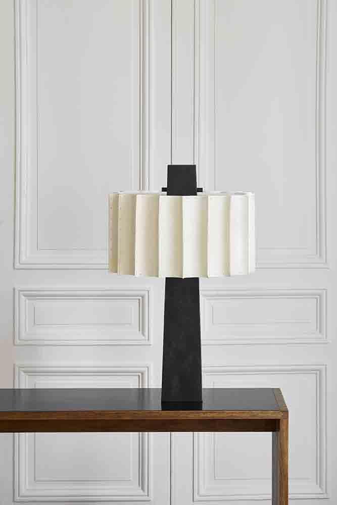 Mauro Fabbro-Lampe de table «Panthéon»