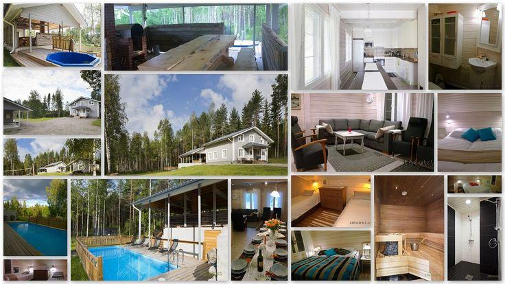 Коттедж Villa Emma, Пирканмаа, id444 #КоттеджиФинляндии #iMokki #Пирканмаа