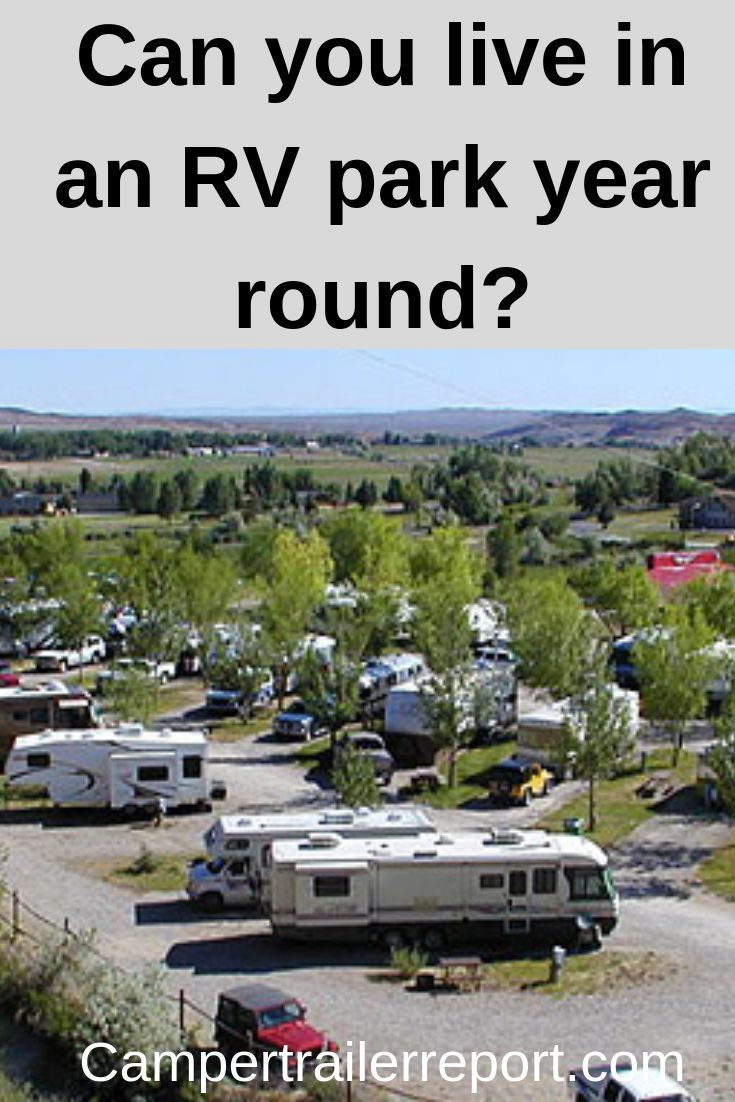 Best Rv To Live In Full Time
