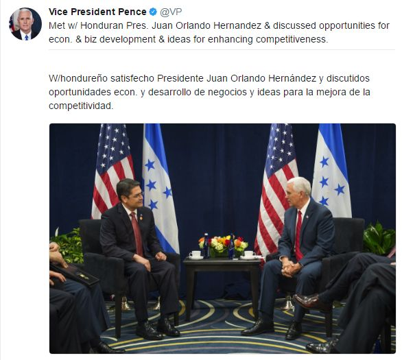 Honduras, Nación y Mundo: Logros de la Cumbre de Prosperidad y Seguridad   P...