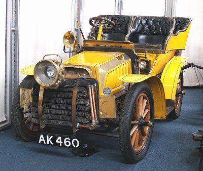 Turner-Miesse Steam Car