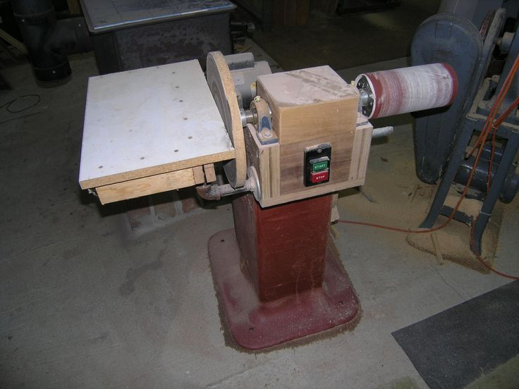 1000 Images About Sanding Drum On Pinterest Block Plan