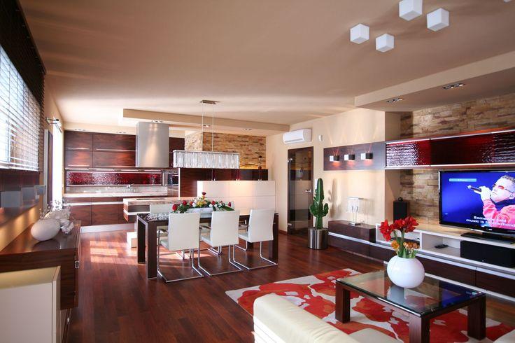 Fotogalerie - realizace - kuchyně a interiéry | Alnus