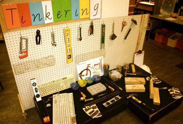 17 Best Images About Tinkering Table On Pinterest
