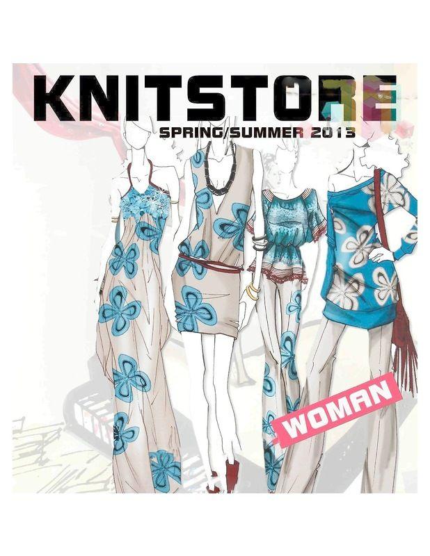 Knitstore spring-summer 2013