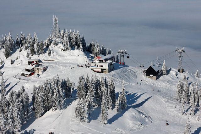 chalet in Bukovina
