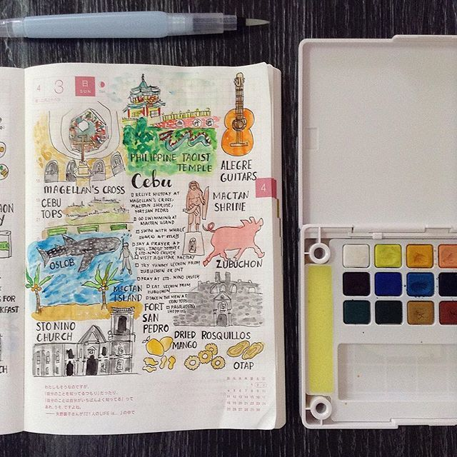 Best Scrapbook And Journal Images On   Art Journals