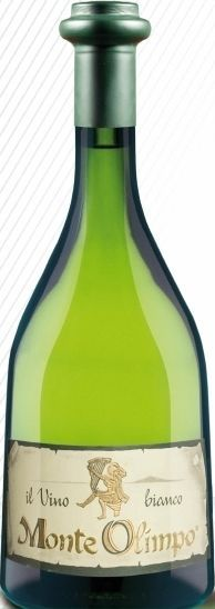 Monte Olimpo Bianco Insolia Chardonnay IGT 2013 cl 75
