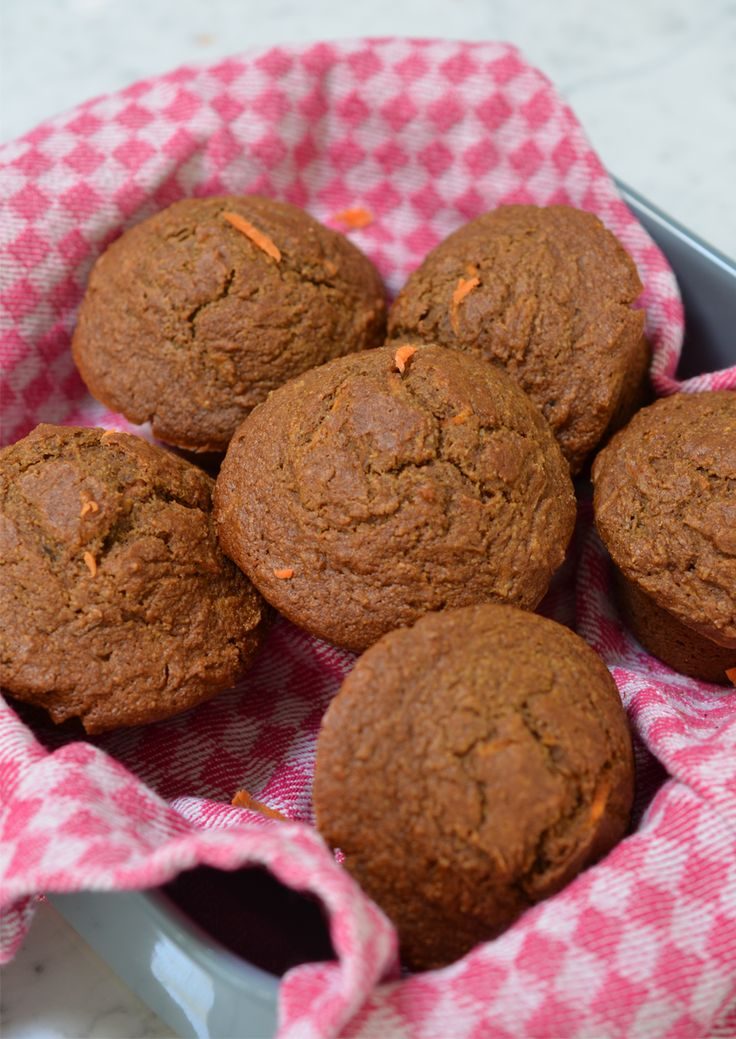 Rens Kroes   Appel wortel muffins