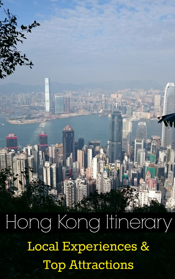 Hong Kong Itinerary to Local Experiences & Top Attractions! How to plan a trip to Hong Kong, itinerary, best places to stay and how to get around. Hong Kong attractions and unique things to do in this exciting city.
