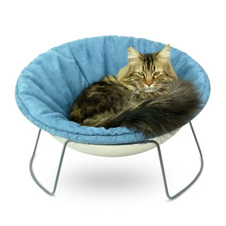 Satellite Cat Bed by Hepper