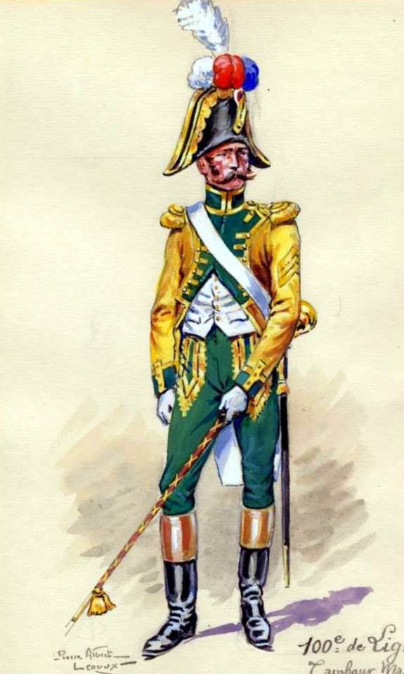 1000+ images about 19th Century Military Uniforms on Pinterest Drum major, Nassau and Best
