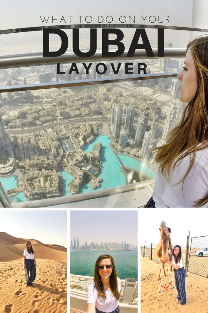 19 Hours in Dubai - Your One Day Dubai Layover – How do you spend just one day in Dubai? Find out here!