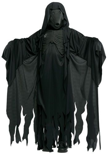 You can have an amazing Halloween costume on your hands with this child Dementor costume, which is bound to make most Harry Potter fans…