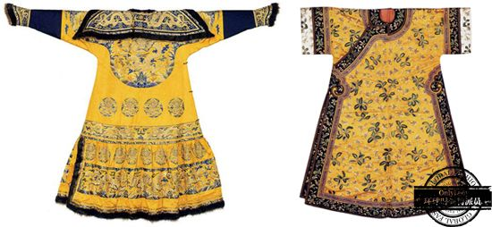 In ancient China,yellow   generally used alone, more accurately meant color in the face. yellow was always  viewed as standard colors and was the symbol of the royal family  .yellow   is held as the symbolic color of the five legendary emperors of ancient China. yellow  often decorates royal palaces, altars temples and clother, and the color was used in the robes and attire of the emperors.