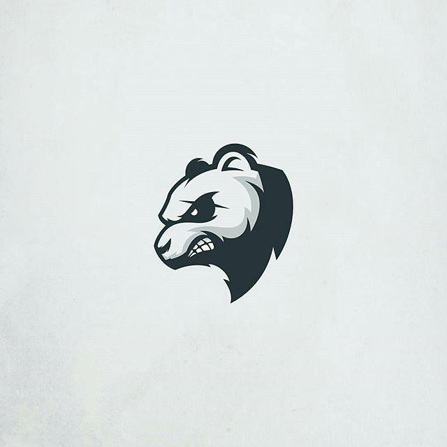 #logoawesome from @albert_kalingga -  panda.  .  .  .  .  #logo #logos #icon #design #designer #identity #vector #logodesigner #branding #logoinspiration #simple #best #brandmark #logomark #mark #logomaker #graphicdesign #designinspiration #photooftheday #picoftheday #logotype #flatdesign