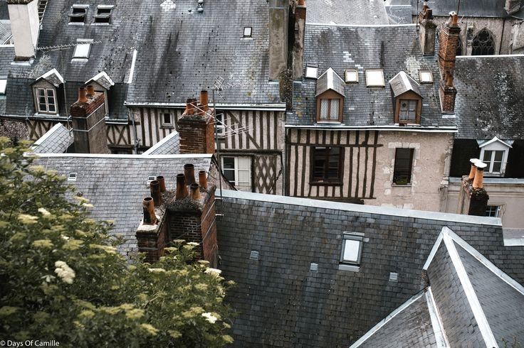 La vie de château avec Sncf Intercités, Ep1. Direction Blois   DAYS OF CAMILLE