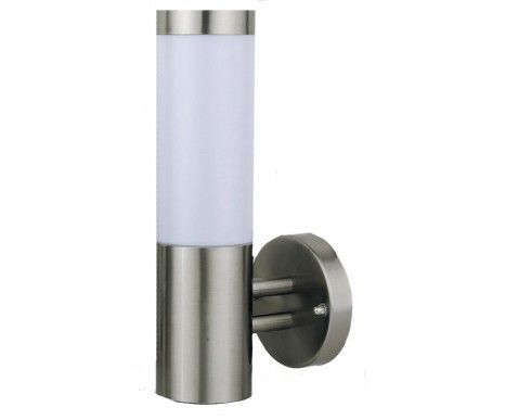 $59.95   Fairhaven Wall Bracket In Stainless Steel With Opal Diffuser,Lighting,Beacon Lighting