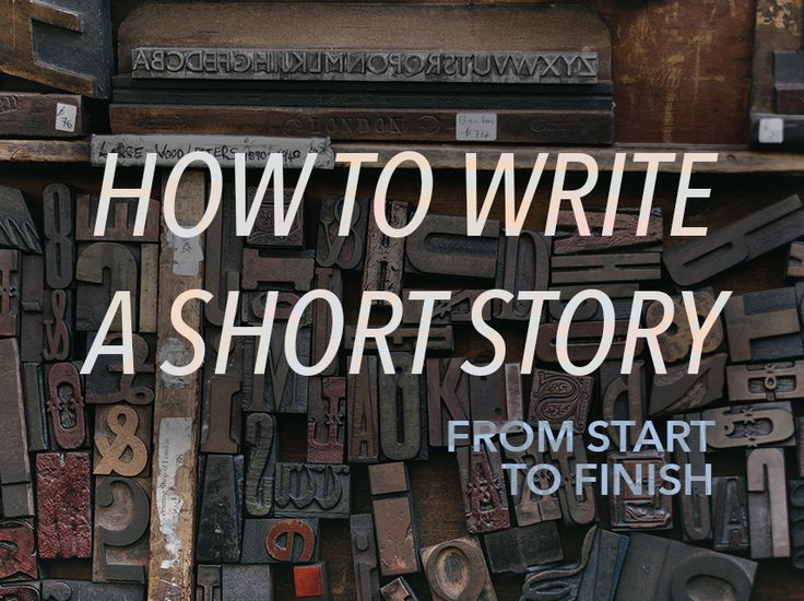Ready to get writing? Here are seven steps on how to write a short story from start to finish.