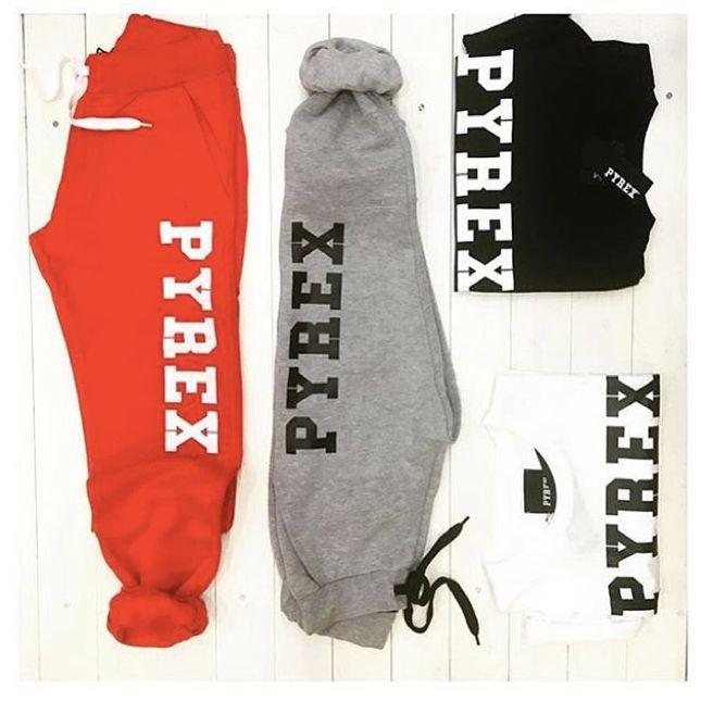 PYREX STYLE #new #collection #fallwinter16 #streetstyle #trousers #sweatshirt #nothingbetter #pyrexoriginal #pyrex #pyrexstyle #perfectstyle #mylifeispyrex #godsavethestreet