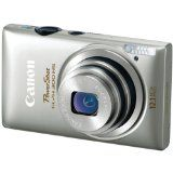 Canon PowerShot ELPH 300 HS 12.1 MP CMOS Digital Camera with Full 1080p HD Video (Silver)