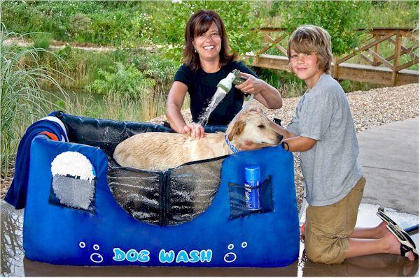Dog Wash The Unit And Garden Hose On Pinterest