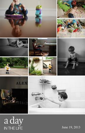 creativity exercise: 7 reasons you need to photograph a day in your life photo