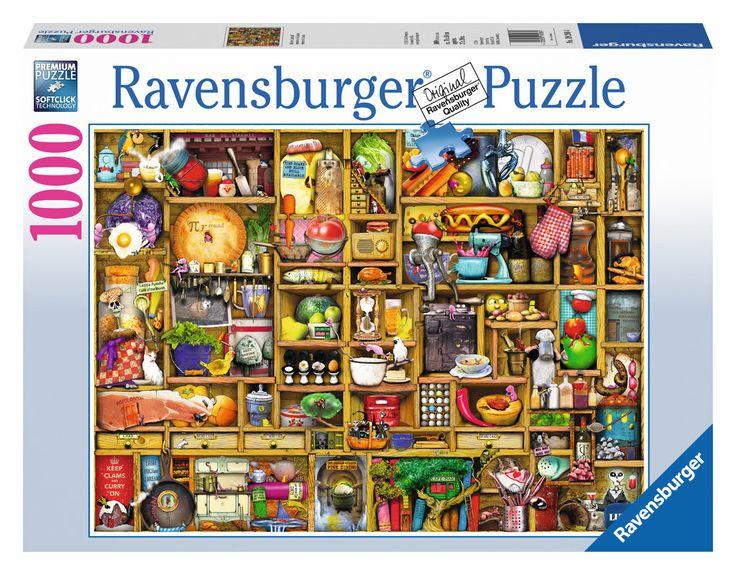 Aparador | Puzzle adultos | Puzzle | Productos | ES | ravensburger.com