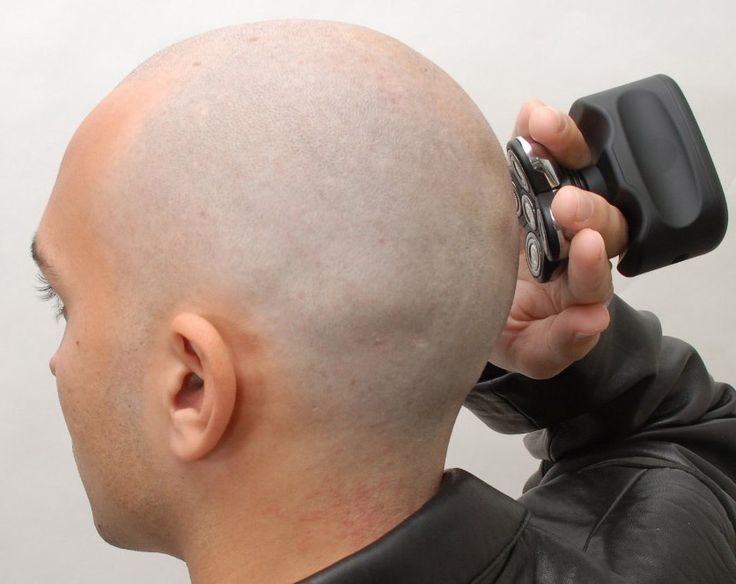 Best Electric Shaver For Your Head - Get the right tool for the job - http://www.primandprep.com/best-electric-shaver-for-head/