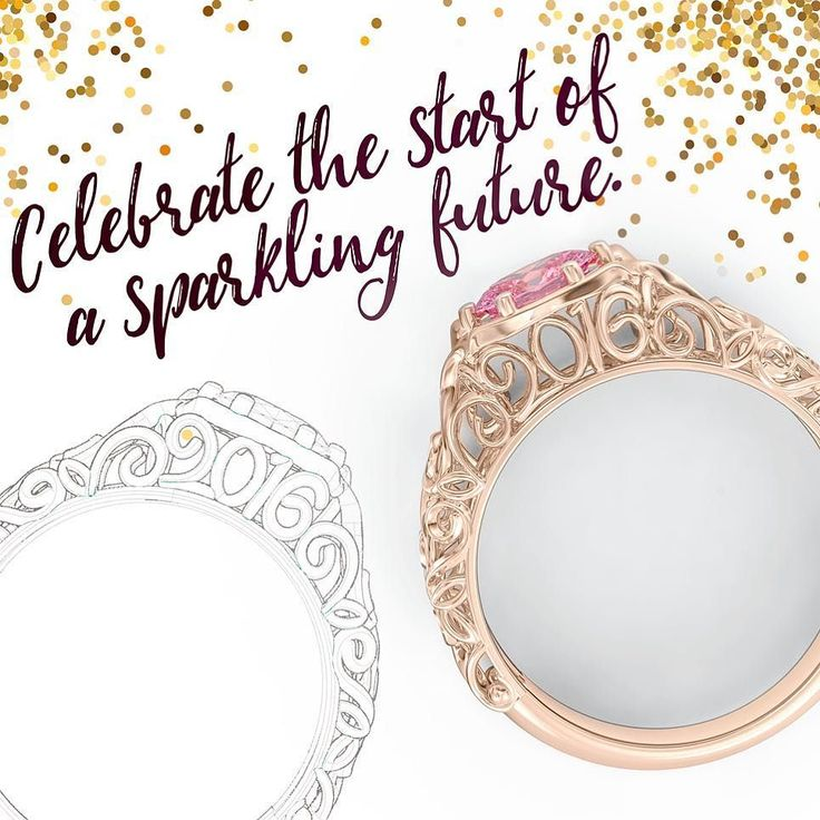 Graduating in 2016? A personalized Vintage Graduation ring is the perfect way to mark the occasion!