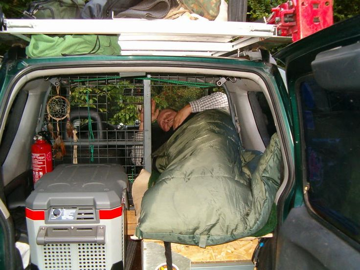 Easy conversion for Jimny Camper