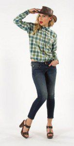 shirt Women STAFF Jeans clothes for spring-summer 2016