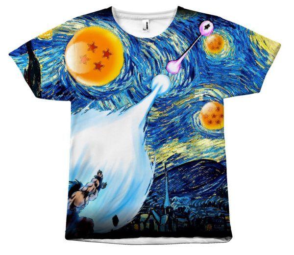 Van Goku [T-Shirt]