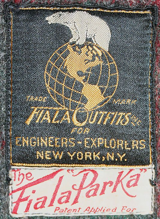 Parka Label