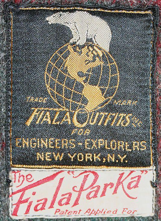 Parka Label