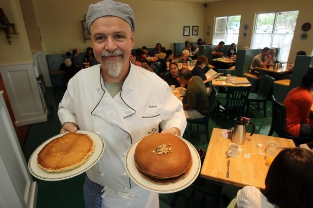 The Magnolia Pancake Haus in San Antonio, TX - named one of the best in the U.S!