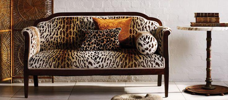 L'Atelier de la Marquise aime : Osborne & Little - Collection Keshi Velvets