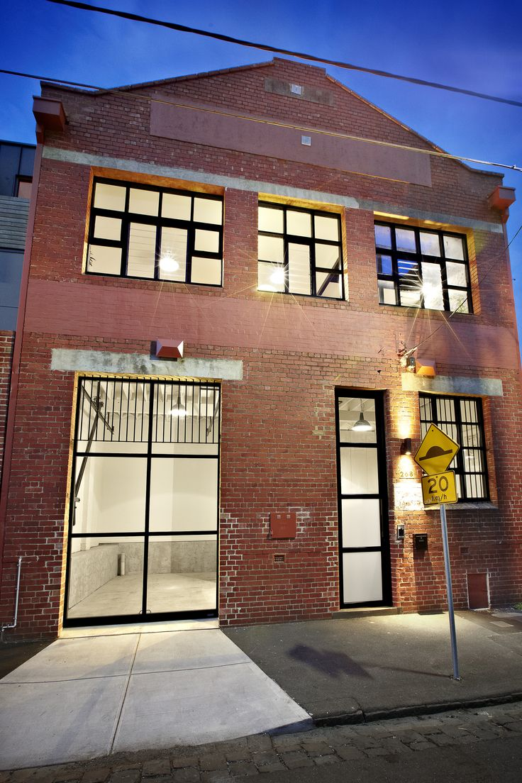 Abbotsford Warehouse Apartments ITN Architects 2012