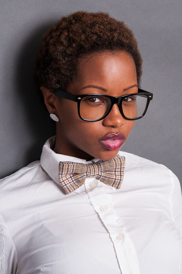 The  Best Images About Natural Hairstyles For Black People On - Black people short hairstyles