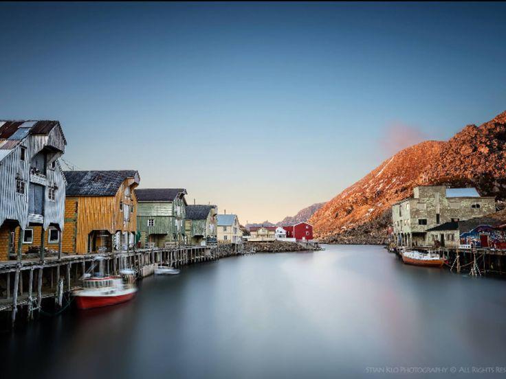 Nyksund,Vesteralen,Northern Norway