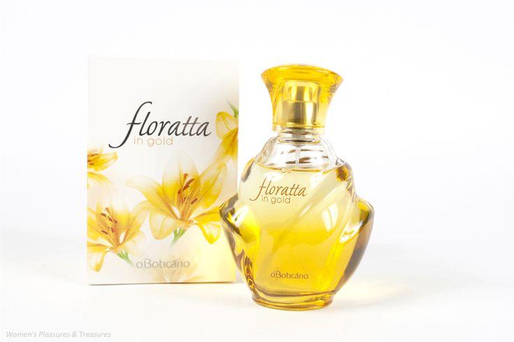 Floratta in Gold O Boticário