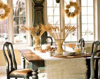 Mesa de comedor antiguo Cortijo blanco por TablesByThomas en Etsy