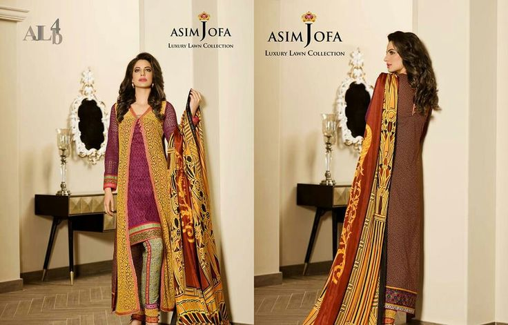 Asim Jofa Luxury Lawn Collection 2015 Price.7,995/- pkr  #http://bit.ly/AsimJofaSS-15 To place an order inbox us @ #facebook.com/faisalfabricsofficial For Further queries email faisalfabricsofficial@gmail.com  or call us +923333142222 add on WHATSAPP / VIBER #AsimJofa #SS15 #LuxuryLawn #Vol1 #Lawn2015 #Fashion2015 #asian #lawn #New #print #Embroidered #asianclothes #asianwear #DesiFashion #beauty #pakistanifashion #pakistanicouture #pakistanistreetstyle #desibeautyblog #fashionblogger…